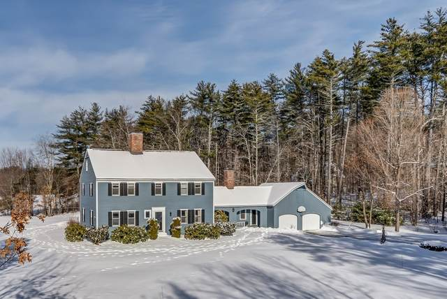 2 Hemlock Hill Road, Amherst, NH 03031 (MLS #4835522) :: Signature Properties of Vermont