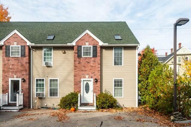 1 Frances Drive, Dover, NH 03820 (MLS #4835540) :: Keller Williams Coastal Realty