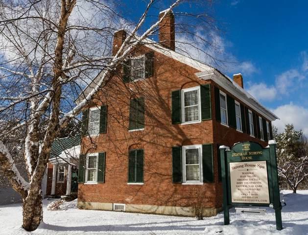 694 Main Street, Hartford, VT 05059 (MLS #4835694) :: Signature Properties of Vermont
