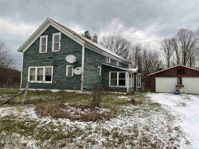 84 Beebe Hill Road, Milton, VT 05468 (MLS #4836596) :: The Gardner Group