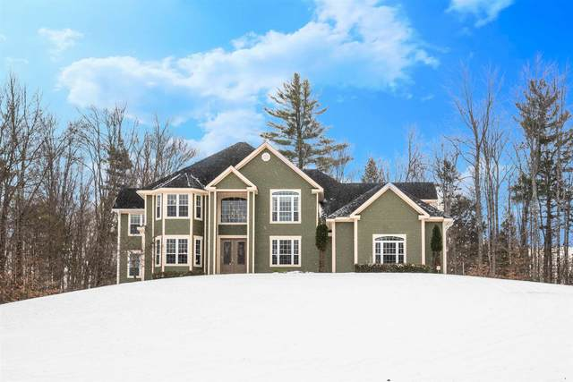 185 W Pinnacle Ridge, Waterbury, VT 05676 (MLS #4839708) :: Signature Properties of Vermont