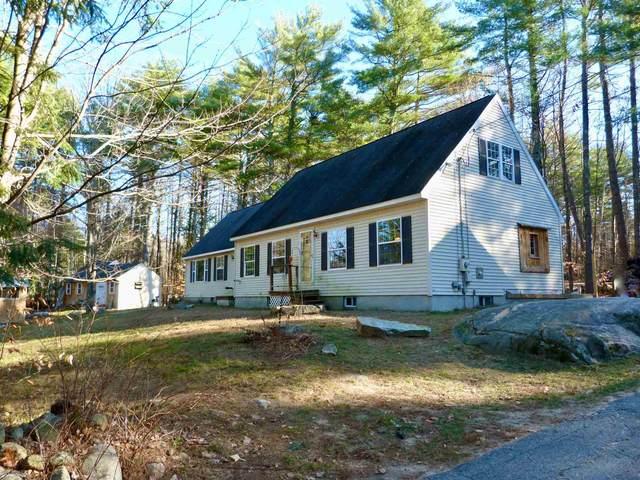6 Birch Lane, Tuftonboro, NH 03816 (MLS #4839876) :: Signature Properties of Vermont