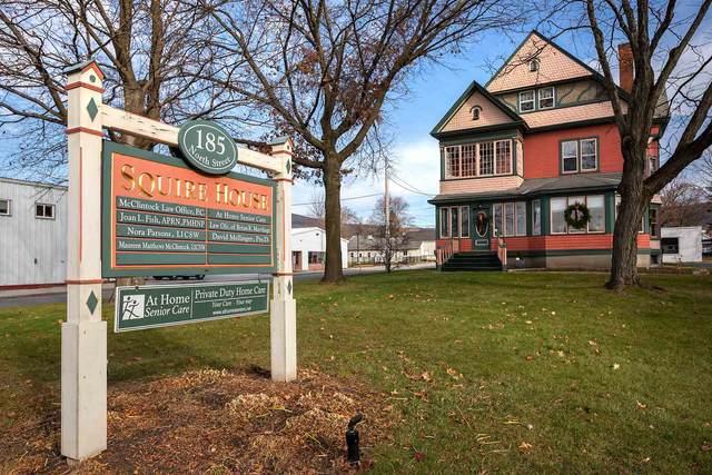 185 North Street, Bennington, VT 05201 (MLS #4840117) :: Lajoie Home Team at Keller Williams Gateway Realty