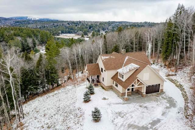 18 Stone Lodge Road Lot 3, Winhall, VT 05340 (MLS #4840323) :: Signature Properties of Vermont