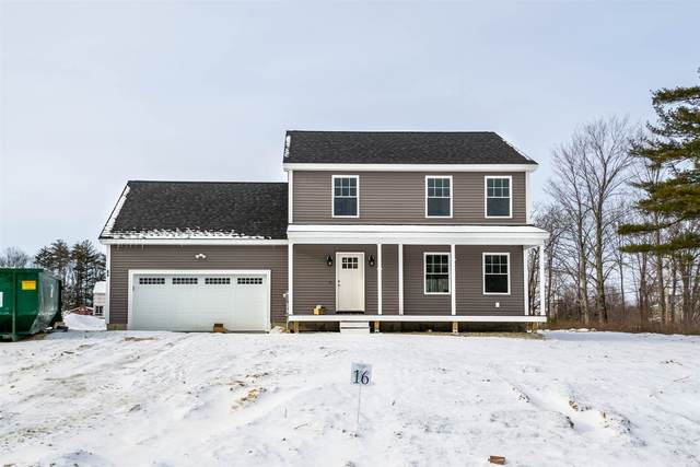 Lot 310-16 Meadow Court 310-16, Rochester, NH 03868 (MLS #4840694) :: Signature Properties of Vermont