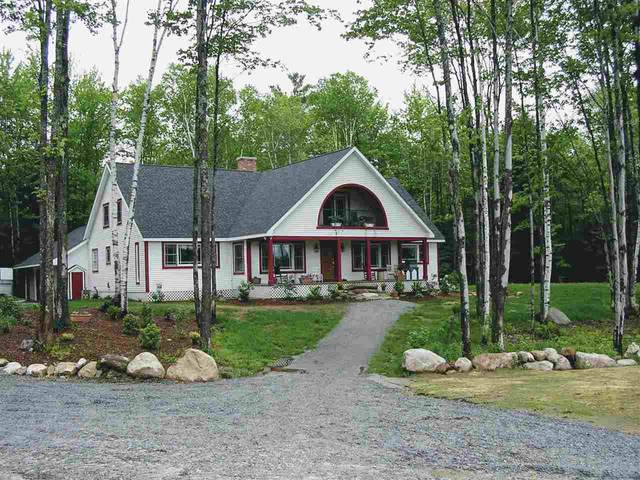 1120 Dunbar Hill Road, Grantham, NH 03753 (MLS #4841516) :: Signature Properties of Vermont