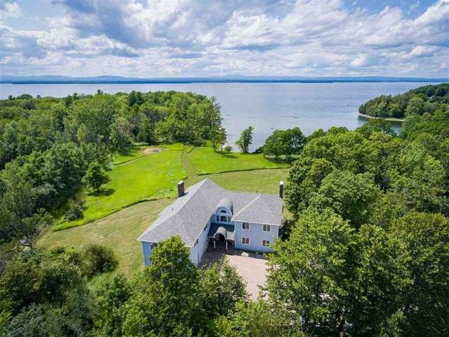 273 West Shore Road, South Hero, VT 05486 (MLS #4841941) :: Hergenrother Realty Group Vermont