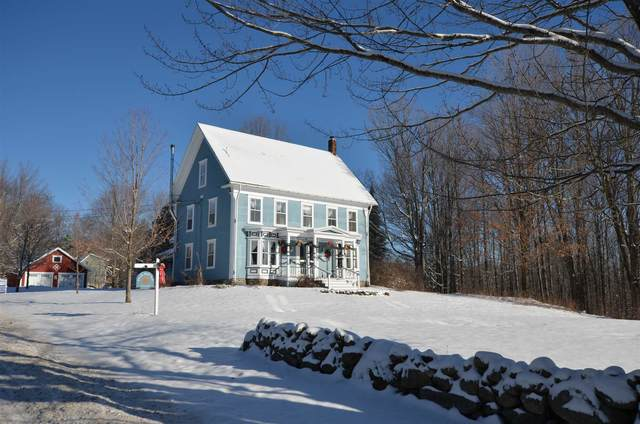 258 Fitch Hill Road, Hyde Park, VT 05655 (MLS #4842563) :: Keller Williams Coastal Realty