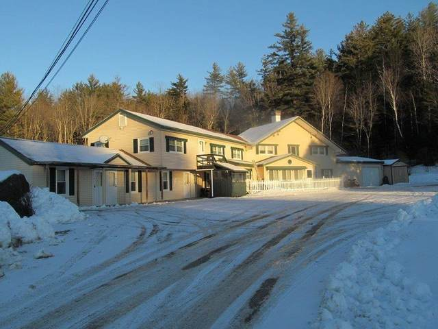 913 Route 100, Weston, VT 05161 (MLS #4842843) :: The Gardner Group