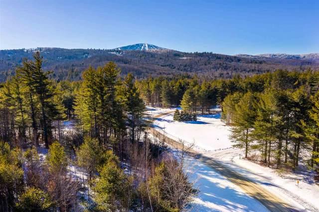 13 Falling Leaf Lane Lot 13, Winhall, VT 05340 (MLS #4843146) :: Signature Properties of Vermont