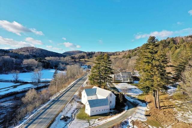 898 Barnard Road, Woodstock, VT 05091 (MLS #4843539) :: Hergenrother Realty Group Vermont