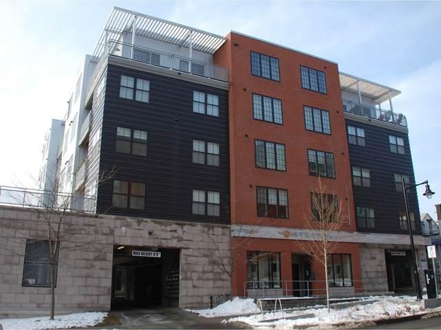 193 St. Paul Street #302, Burlington, VT 05401 (MLS #4844016) :: The Gardner Group