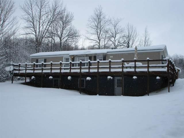 34 Lafayette Road, Starksboro, VT 05487 (MLS #4844033) :: Hergenrother Realty Group Vermont