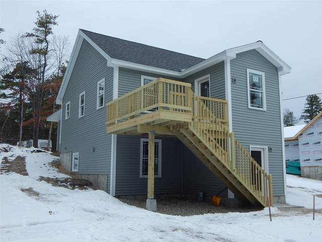 17 Wakefield Road, Brownfield, ME 04010 (MLS #4844535) :: Keller Williams Coastal Realty
