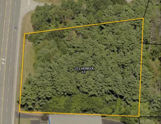 101 Herrick Street, Merrimack, NH 03054 (MLS #4844650) :: Signature Properties of Vermont