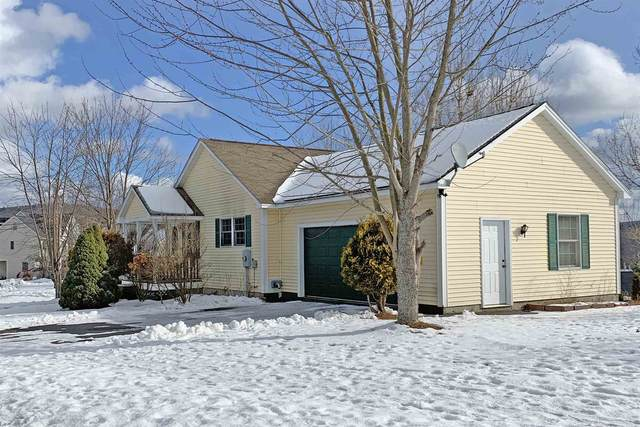 84 Butternut Road, Hartford, VT 05001 (MLS #4844770) :: Hergenrother Realty Group Vermont