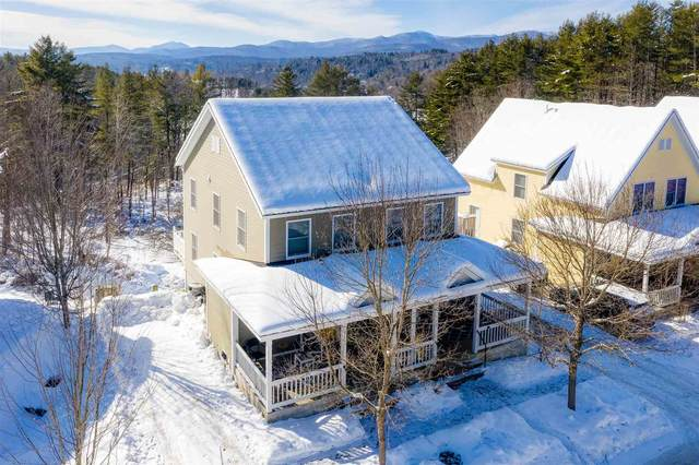 131B Sylvan Woods Drive #6, Stowe, VT 05672 (MLS #4845396) :: Signature Properties of Vermont