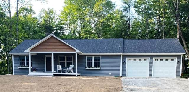 Lot 4 Chickville Road, Ossipee, NH 03864 (MLS #4846021) :: Team Tringali