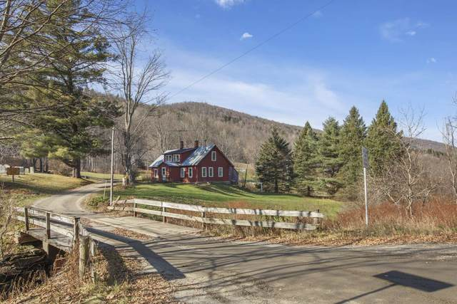 46 Ladd Road, Roxbury, VT 05663 (MLS #4846532) :: Signature Properties of Vermont
