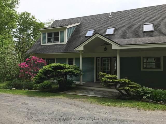 348 Farm Road #5, Fayston, VT 05673 (MLS #4847696) :: The Gardner Group