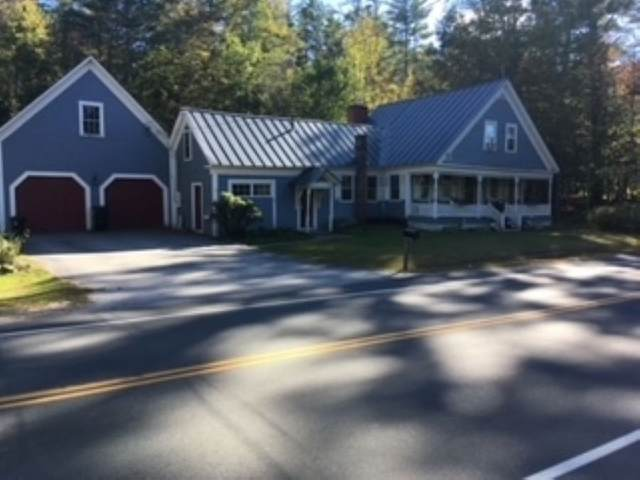 84 Route 114, Grantham, NH 03753 (MLS #4847837) :: Signature Properties of Vermont