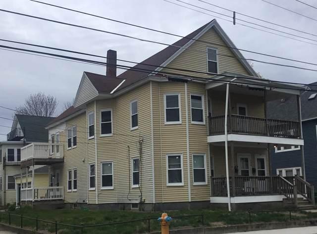 149 Chestnut Street, Nashua, NH 03060 (MLS #4847852) :: Keller Williams Realty Metropolitan