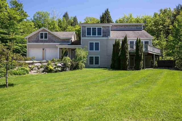 83 South Hill Estates Drive, Ludlow, VT 05149 (MLS #4849459) :: Keller Williams Coastal Realty