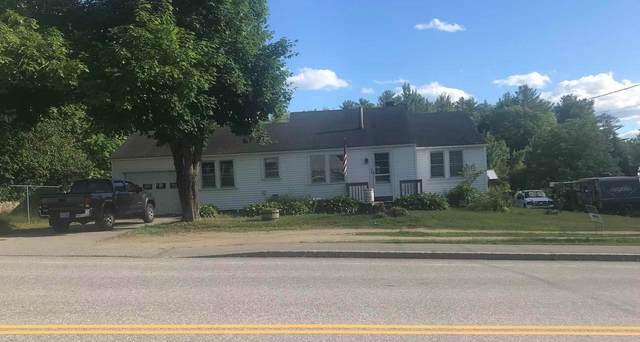 22 Gilmanton Road, Belmont, NH 03220 (MLS #4850897) :: Signature Properties of Vermont