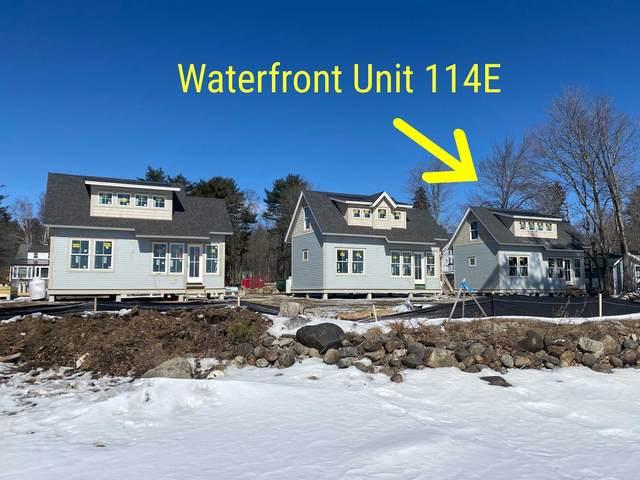 14 Lake Shore Drive 114E, Moultonborough, NH 03254 (MLS #4851910) :: Keller Williams Coastal Realty