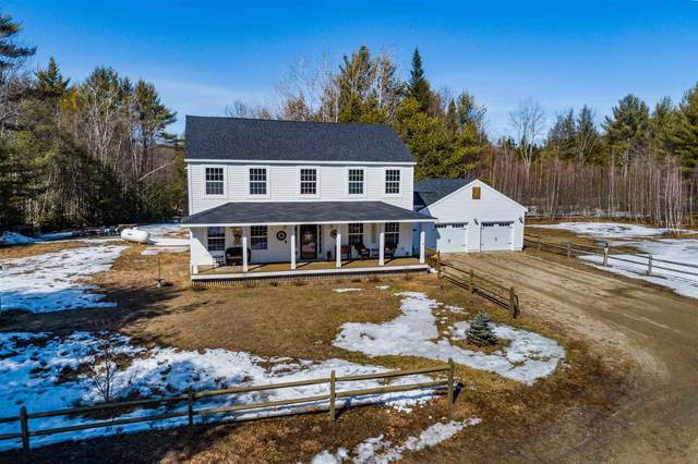 56 Union Wharf Road, Tuftonboro, NH 03816 (MLS #4852390) :: Keller Williams Coastal Realty