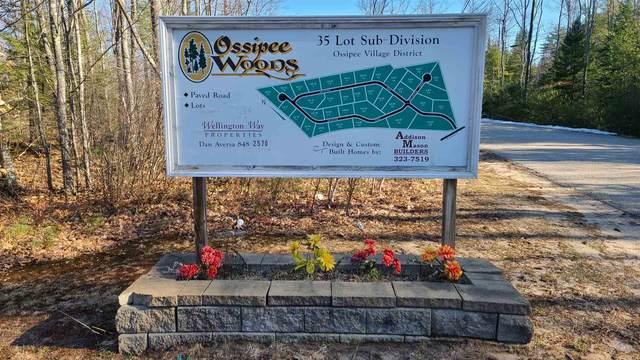 4 Hawthorne Road Map 135, Lot 01, Ossipee, NH 03864 (MLS #4853224) :: Team Tringali