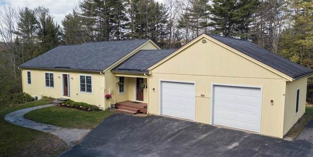 991 Route 10 North, Grantham, NH 03753 (MLS #4853267) :: Signature Properties of Vermont