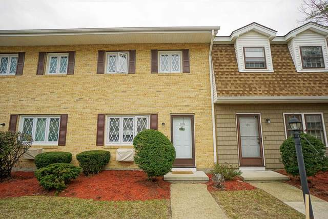 108 Golfview Drive #108, Manchester, NH 03102 (MLS #4853588) :: The Hammond Team