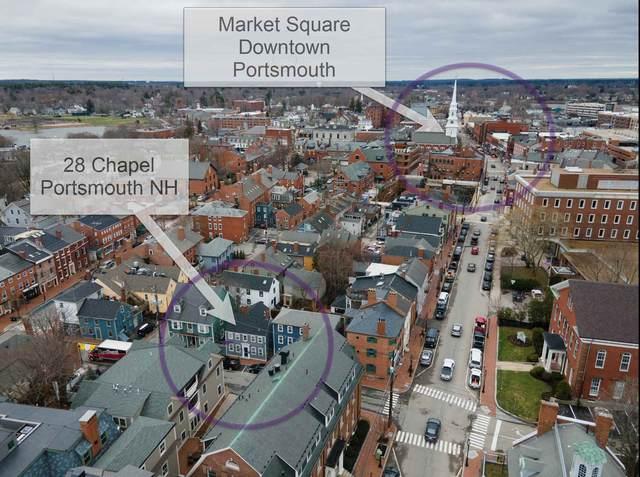28 Chapel Street, Portsmouth, NH 03801 (MLS #4854321) :: Keller Williams Coastal Realty