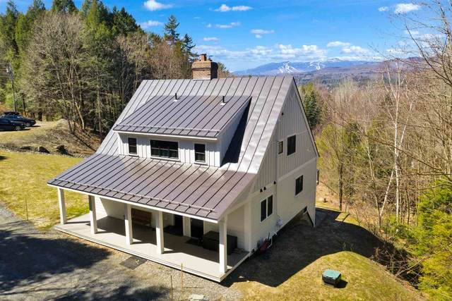 99 Gulch Road, Stowe, VT 05672 (MLS #4855047) :: The Gardner Group