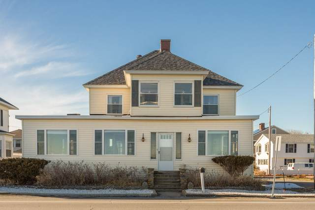 809 Ocean Boulevard, Hampton, NH 03842 (MLS #4855094) :: The Hammond Team