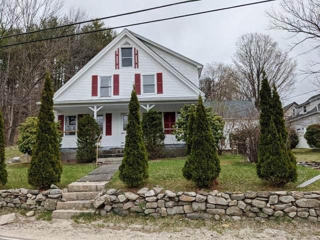 1 Old Wilton Road, Greenville, NH 03048 (MLS #4855098) :: Keller Williams Realty Metropolitan