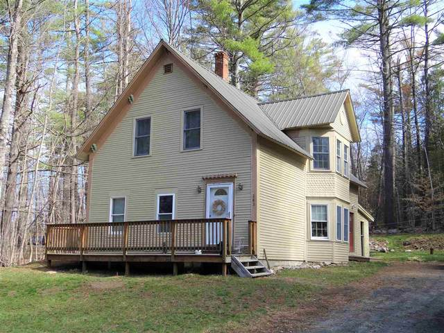 141 Route 114, Grantham, NH 03753 (MLS #4855401) :: Signature Properties of Vermont