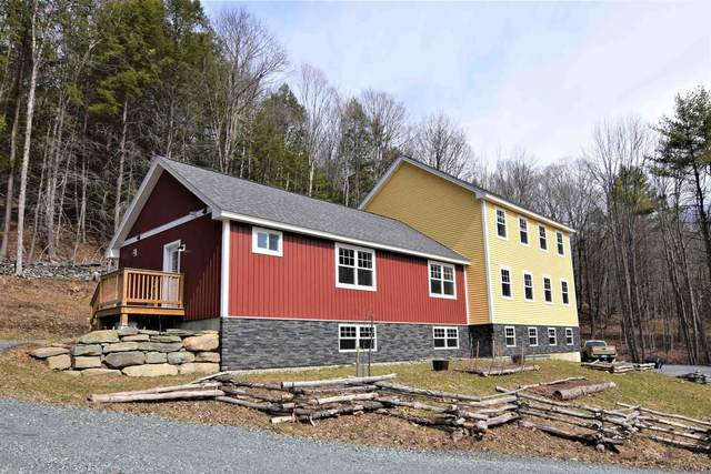 633 New Boston Road, Norwich, VT 05055 (MLS #4855434) :: Hergenrother Realty Group Vermont