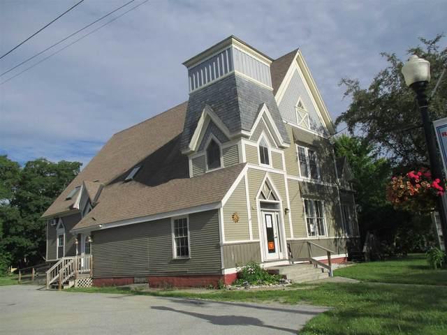 24 & 26 North Main Street, Randolph, VT 05060 (MLS #4855797) :: Keller Williams Coastal Realty