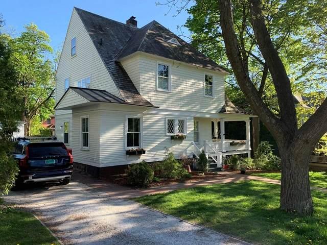 55 Cliff Street, Burlington, VT 05401 (MLS #4855907) :: The Gardner Group