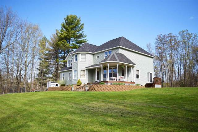 116 Sodom Road, Georgia, VT 05468 (MLS #4855994) :: The Hammond Team