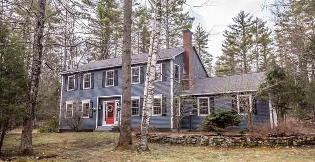 2 Belmont Lane, Amherst, NH 03031 (MLS #4856633) :: Signature Properties of Vermont