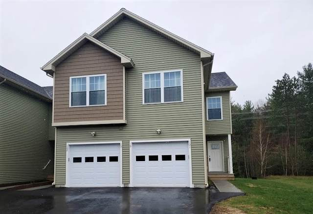 19 East Road #101, Fairfax, VT 05454 (MLS #4856638) :: Hergenrother Realty Group Vermont
