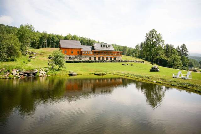 4275 Route 100 North, Pittsfield, VT 05762 (MLS #4856733) :: Signature Properties of Vermont