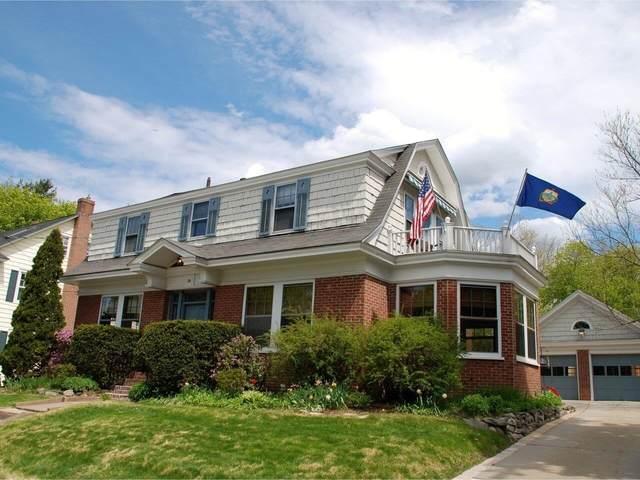 28 North Williams Street, Burlington, VT 05401 (MLS #4856969) :: The Hammond Team