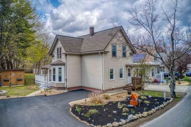 10 Highland Street, Newton, NH 03858 (MLS #4857334) :: Signature Properties of Vermont