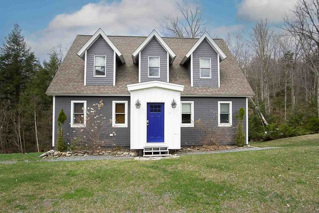 41 Two Brook Drive, Wilmington, VT 05363 (MLS #4858626) :: The Hammond Team