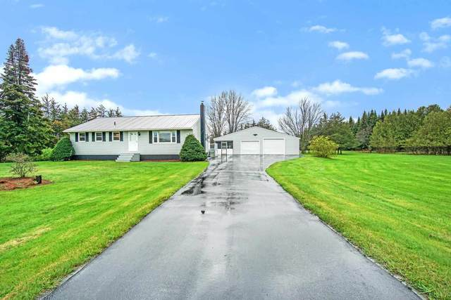 345 Mill River Road, Georgia, VT 05478 (MLS #4858974) :: The Hammond Team