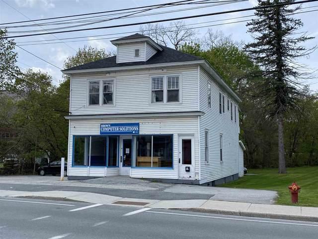 116 Benmont Avenue, Bennington, VT 05201 (MLS #4859504) :: Signature Properties of Vermont